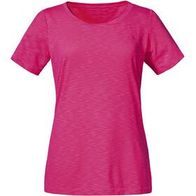 Schöffel Verviers2 T-Shirt Femme, fandango pink